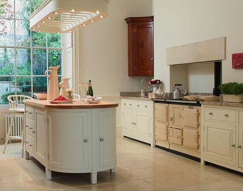 White Freestanding Kitchens Oak Free Standing Kitchens