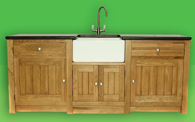 Belfast Sink Unit For Appliances
