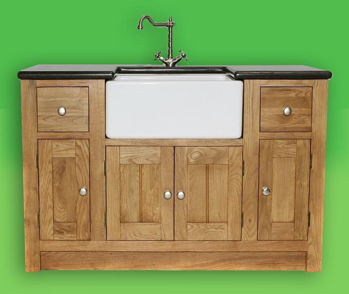 Small Belfast Sink Unit