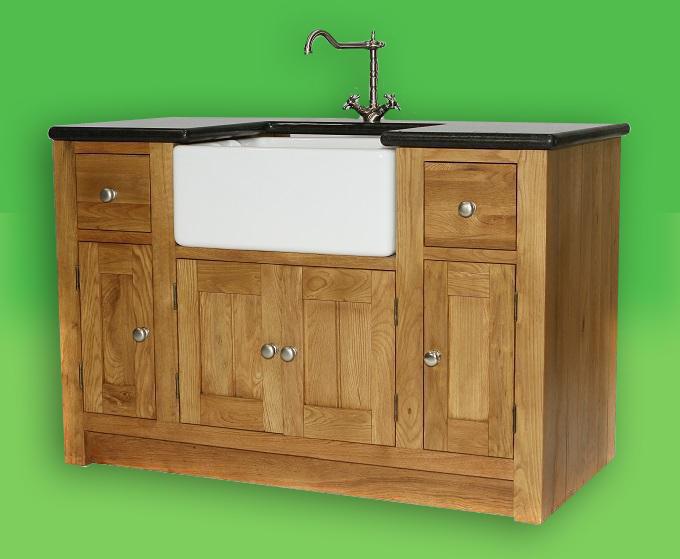 Small Kitchen Sink Unit : Small Belfast Sink Unit