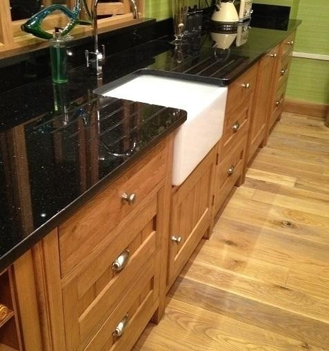 Granite Work Surfaces : Fitted Granite Work Surface (north)