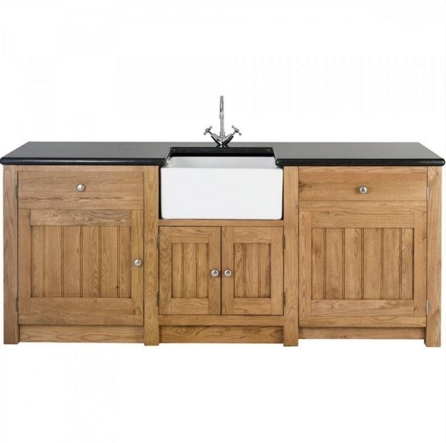 Long Belfast Sink Unit for Appliances
