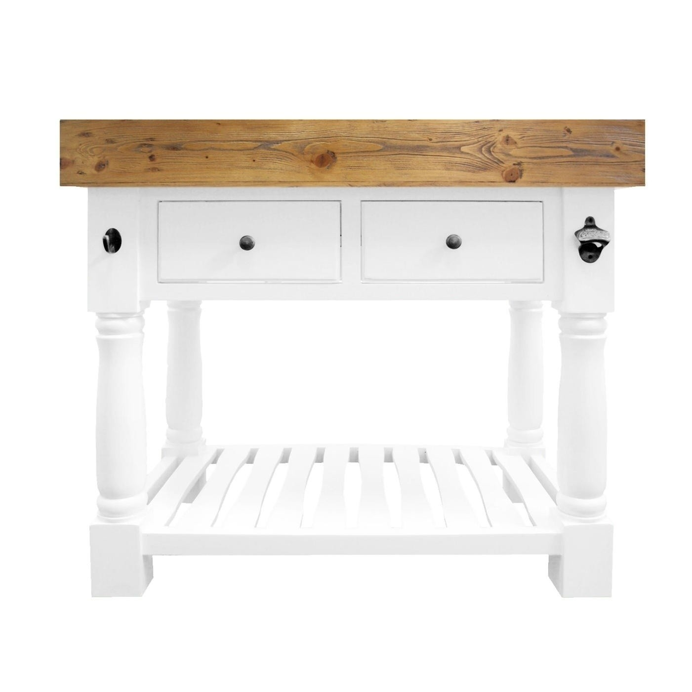small butchers block
