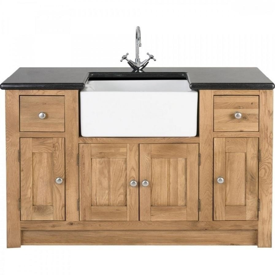 Kitchen Sink Base Unit: Medium Belfast Sink Unit