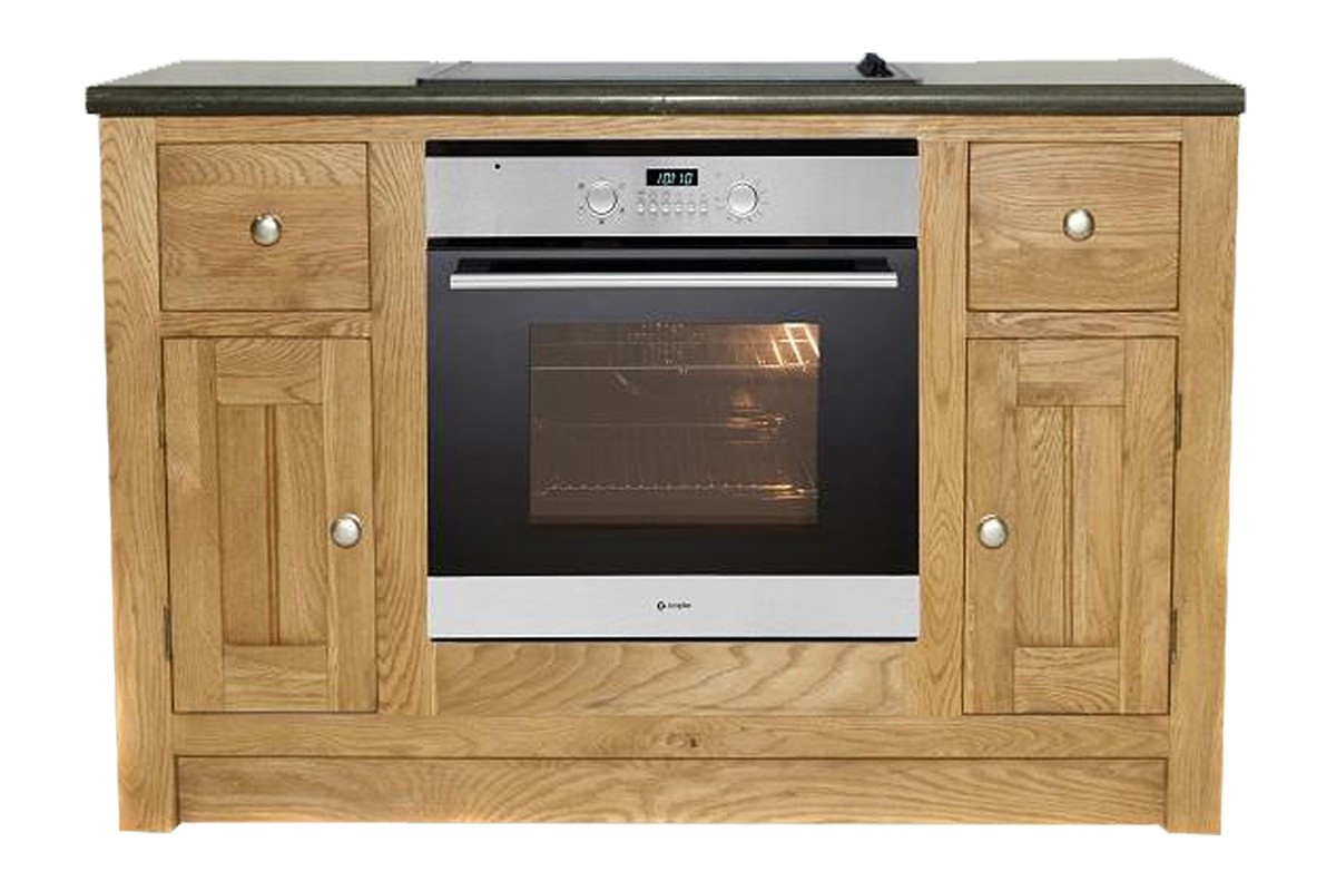 Medium Oven and Hob Unit